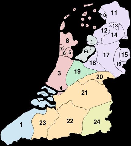 dialectos del neerlandes en holanda