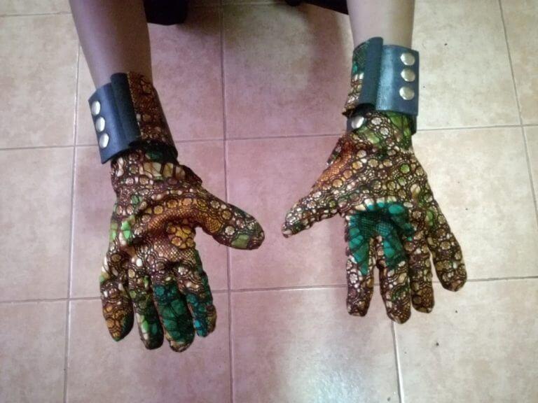los guantes traductores de lenguaje de señas