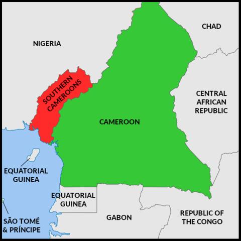 conflicto ambazonia idioma ingles frances camerun