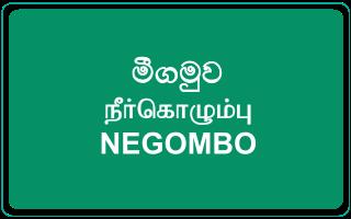 señal trafico sri lanka idioma cingales tamil ingles