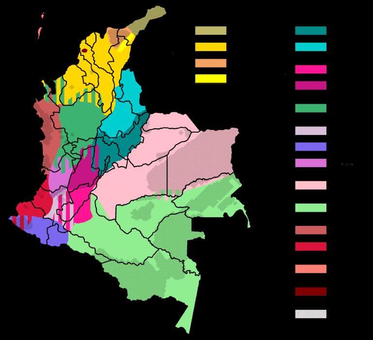 dialectos idioma español colombia